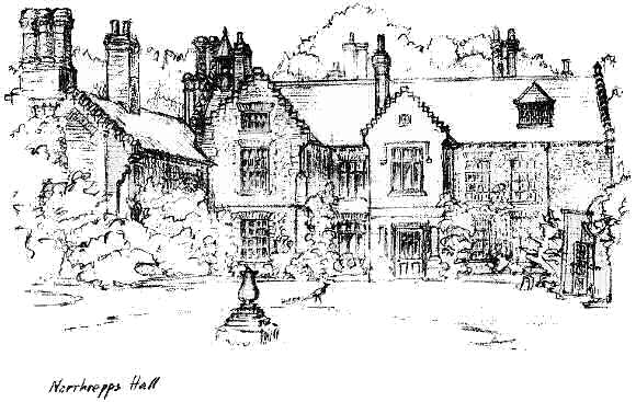 Estate Office, Northepps Hall